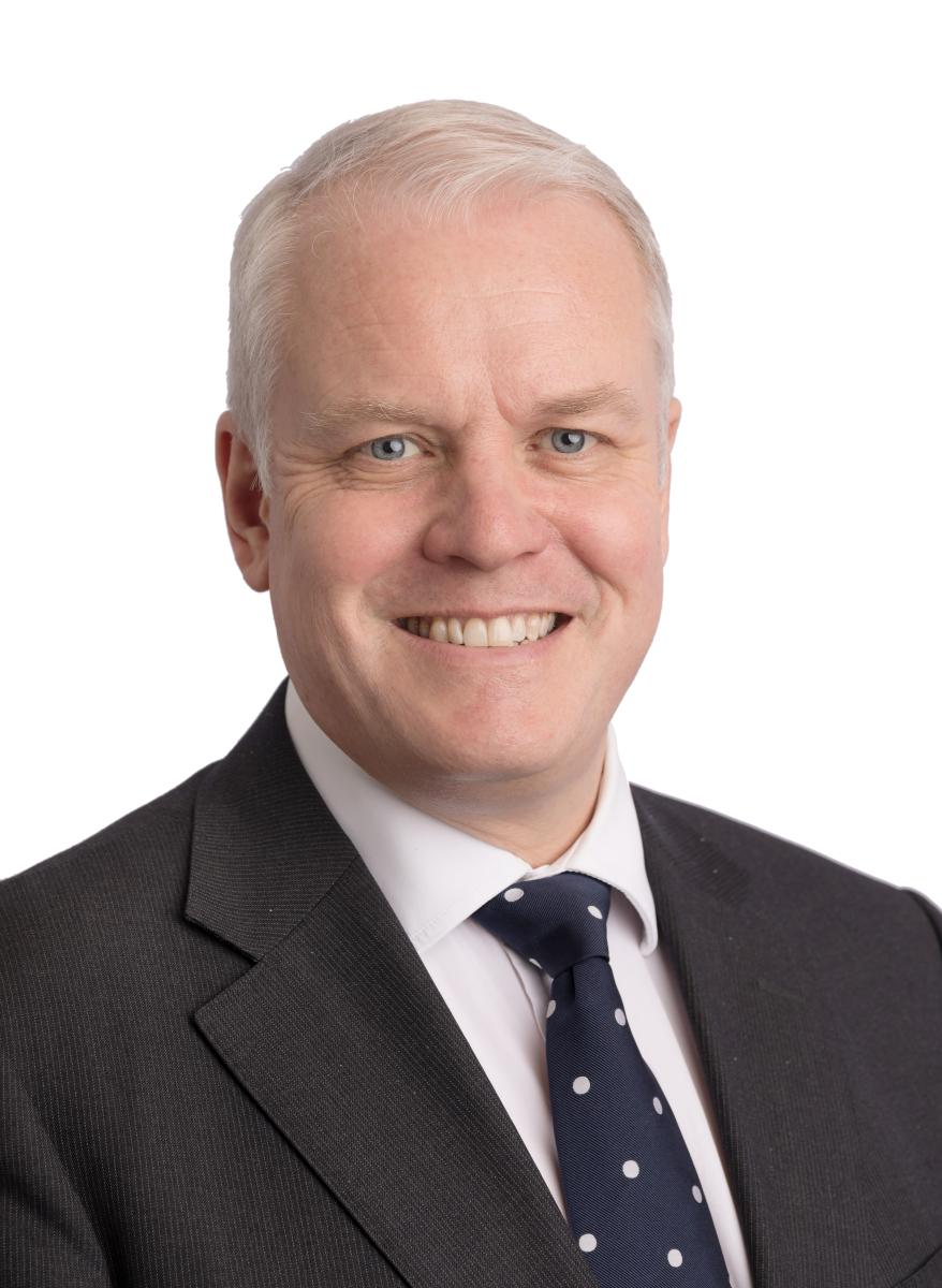 Professor Charles Knight, Chief Executive