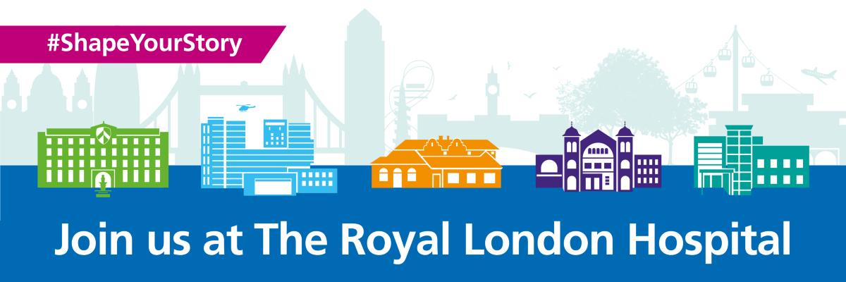 Shape your story at The Royal London