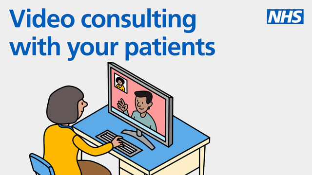 Video consulting with your patients