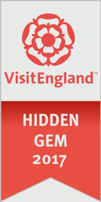 Proud to be awarded a Hidden Gem